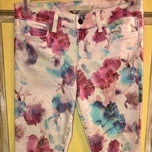 Joe's Jeans Floral Print